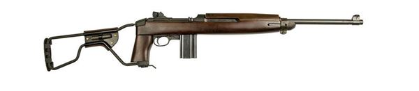 Picture of Inland M1A1 Paratrooper 30 Carbine Rifle Folding Stock