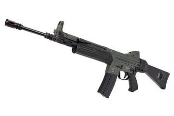 Picture of MarColMar CETME L Rifle Sig Grey Cerakote 30rd mag .223 Rem / 5.56 NATO No Rail