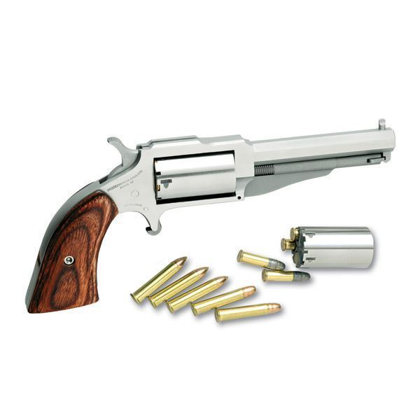 Picture of North American Arms The Earl 22 Magnum 3 inch Barrel 5rd Single Action Revolver.