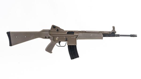 Picture of MarColMar CETME L Rifle McMillan Tan Cerakote 30rd mag .223 Rem / 5.56 NATO No Rail