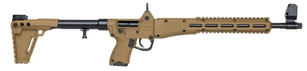Picture of KelTec Sub 2000 Gen 2 9mm Tan Semi-Automatic 15 Round Rifle