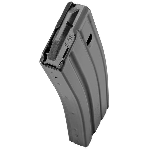 Picture of DURAMAG Speed™ 223 Rem 300 Blk 30 Round AR-15 Style Black Aluminum Magazine Black AGF