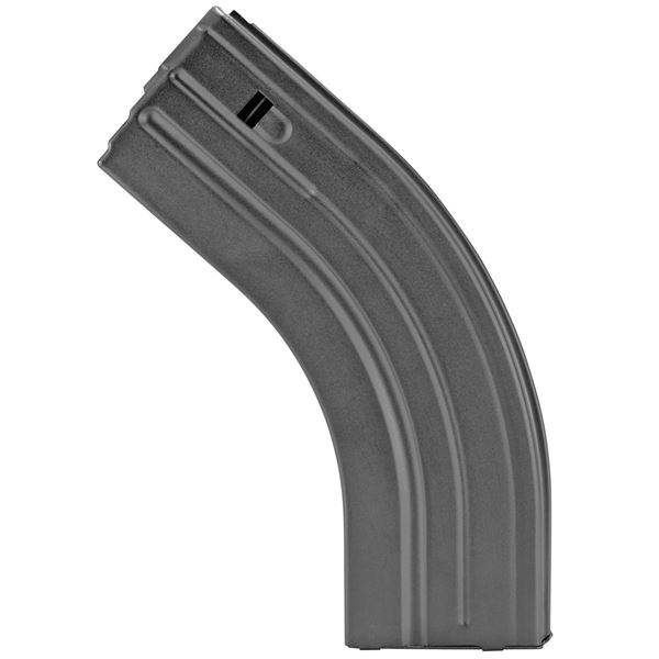 Picture of DURAMAG SS™ 7.62x39mm 30 Round AR-15 Style Black Steel Magazine Black AGF