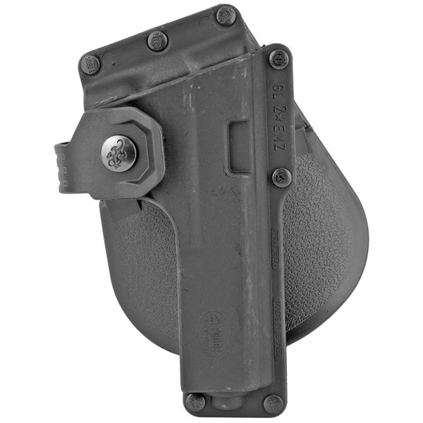 Picture of Fobus Paddle Tactical Holster Glock 17/22/31