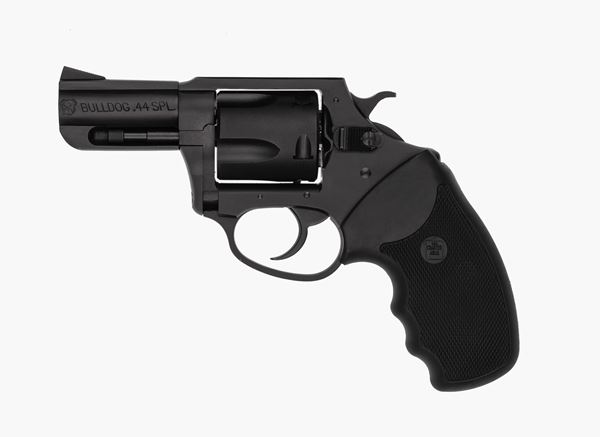 Picture of Charter Arms Bulldog .44 Special 5rd Revolver Black Stainless Steel