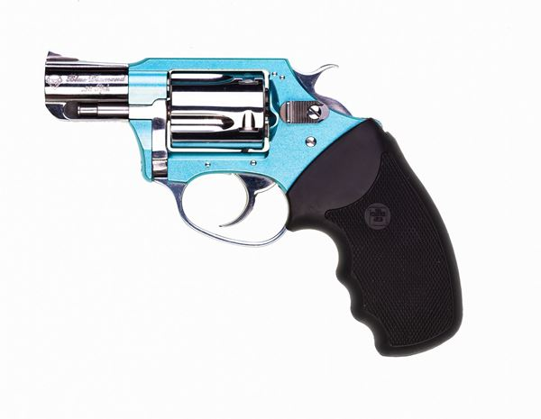 """Picture of Charter Arms Blue Diamond .38 Special 2"""" Barrel 5rd Revolver"""