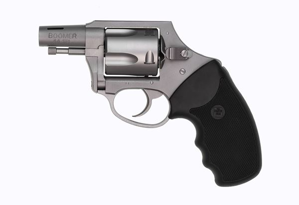 """Picture of Charter Arms Boomer .44 Special 2.5"""" Barrel 5rd Stainless Steel Revolver"""
