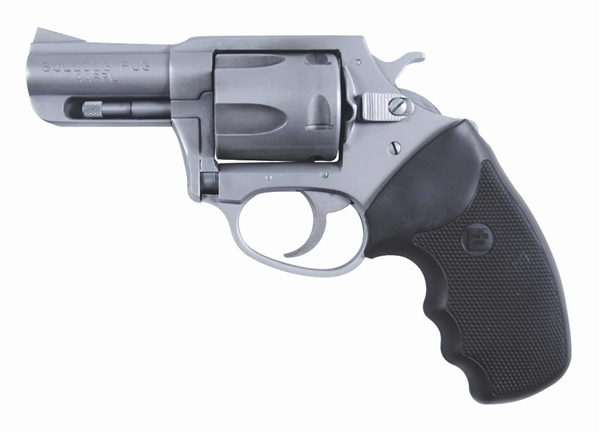 """Picture of Charter Arms Bulldog .44 Special 2.5 """" Barrel 5rd Stainless Steel Revolver"""