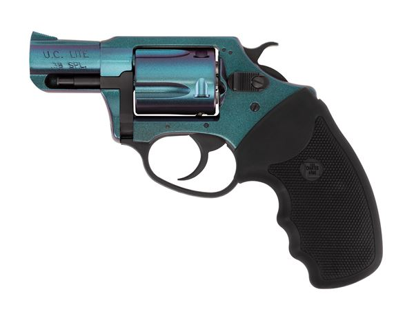 """Picture of Charter Arms Chameleon .38 Special 2"""" Barrel Iridescent 5rd Revolver"""