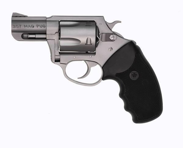 """Picture of Charter Arms Mag Pug .357 Mag 2.2"""" Barrel 5rd Stainless Steel Revolver"""