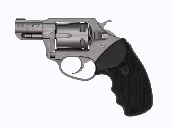 """Picture of Charter Arms Pathfinder® .22 LR 8rd 2"""" Barrel Stainless Steel Revolver"""