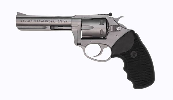 """Picture of Charter Arms Pathfinder® .22 LR 8rd 4.2"""" Barrel Stainless Steel Revolver (for CA & MA)"""