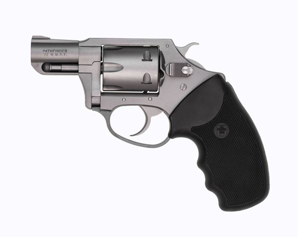 """Picture of Charter Arms Pathfinder® .22 Mag 6rd 2"""" Barrel Stainless Steel Revolver"""