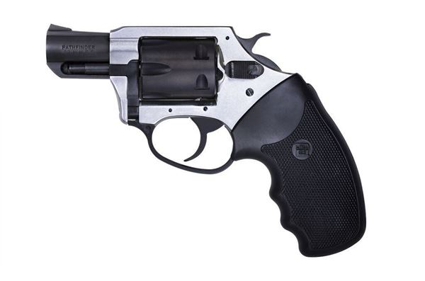"Picture of Charter Arms Pathfinder® Lite .22 Mag 6rd 2"" Barrel Aluminum/Black Revolver"