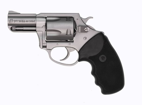 """Picture of Charter Arms Pitbull® .40 S&W 5rd 2.3"""" Barrel Stainless Steel Revolver"""