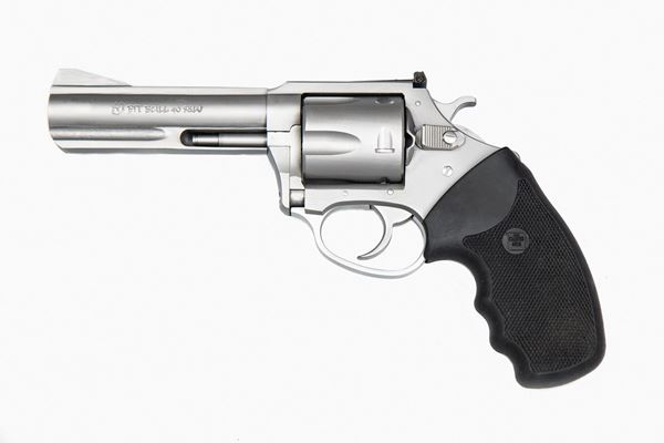 "Picture of Charter Arms Pitbull® .40 S&W 5rd 4.2"" Barrel Stainless Steel Revolver"