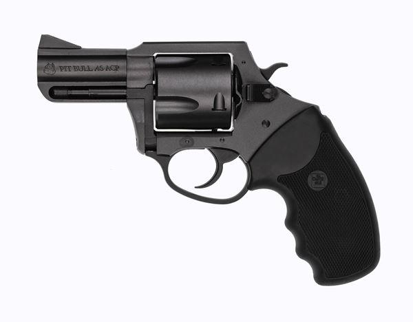 "Picture of Charter Arms Pitbull® .45 ACP 5rd 2.5"" Barrel Blacknitride Revolver"