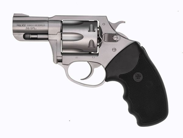 """Picture of Charter Arms Police Undercover .38 Special 2"""" Barrel 5rd Stainless Steel Revolver"""