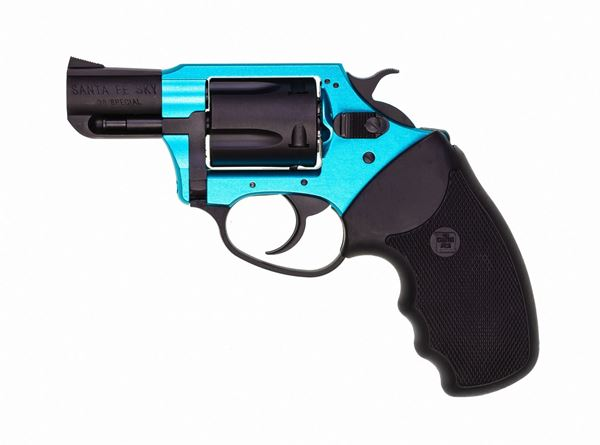"""Picture of Charter Arms Santa Fe Sky .38 Special 2"""" Barrel Revolver 5rd"""