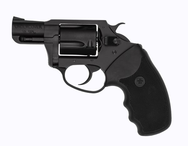 """Picture of Charter Arms Undercover .38 Special 2"""" Barrel 5rd Black Revolver"""