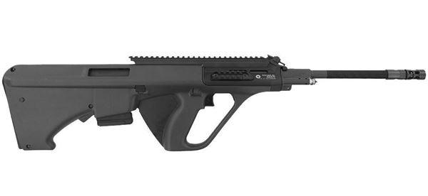 Picture of Steyr Aug A3 M1 5.56 NATO Semi-Auto Rifle Black Stock CA Compliant 10rds