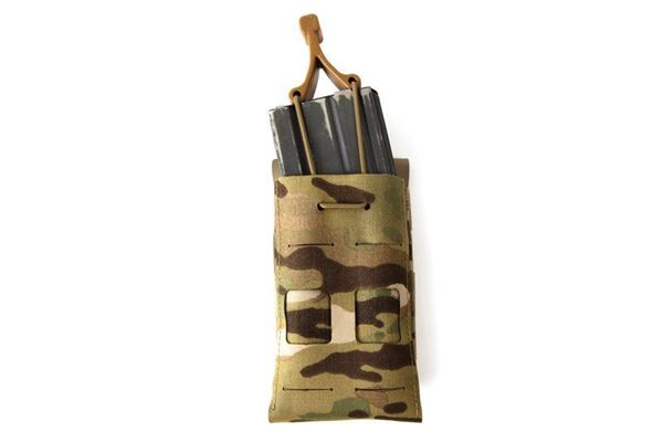 Picture of Blue Force Gear-Mag NOW! Pouch - Single M4 Mag - Open Top Bungee Retention