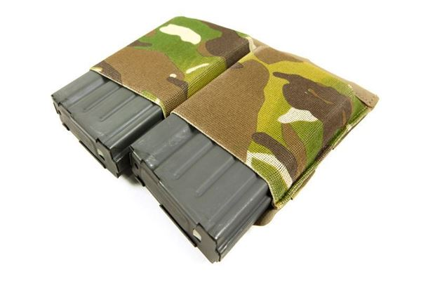 Picture of Blue Force Gear-Ten-Speed® Double 308 Mag Pouch - MultiCam®