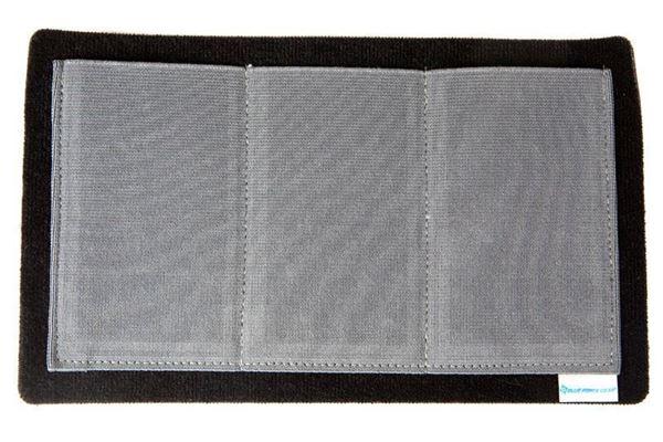 Picture of Blue Force Gear-Ten-Speed® Triple M4 Dapper Pouch - Wolf Gray