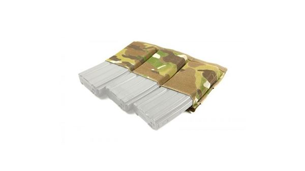 Picture of Blue Force Gear-Ten-Speed® Horizontal M4 Mag Pouch - MultiCam®