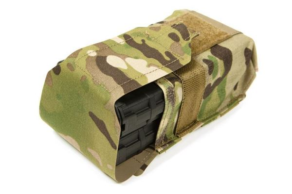 Picture of Blue Force Gear-Double 308 Mag Pouch - Classic stlye with flap - MultiCam®