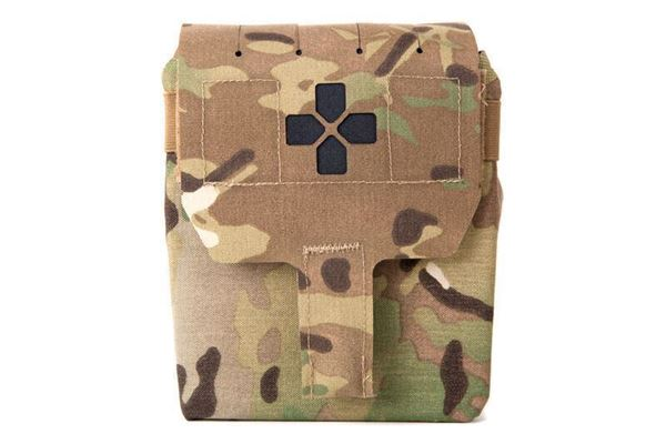 Picture of Blue Force Gear Trauma Kit NOW! MOLLE Mounted Helium Whisper Empty
