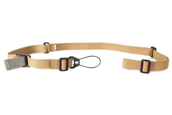 Picture of Blue Force Gear Vickers Standard AK Sling Nylon Plum Hardware