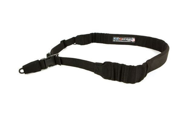 Picture of Blue Force Gear UDC Single Point Sling Black Detachable HK Style Hook Adapter