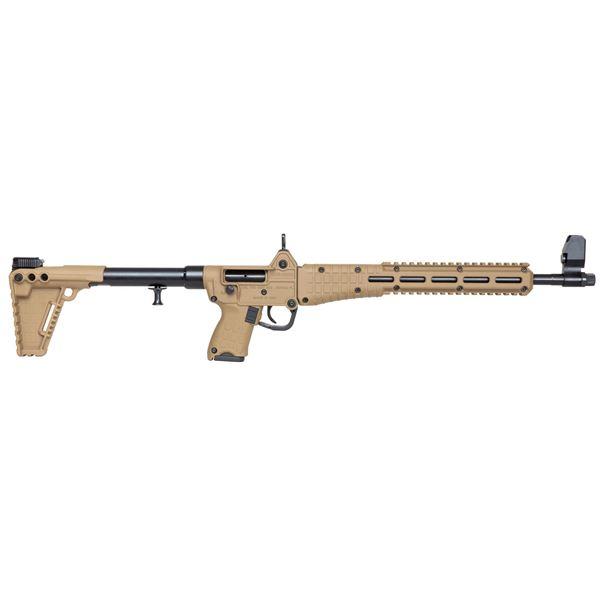 Picture of Kel-Tec Sub2000 Gen 2 Carbine Glock 17 9mm 17rd Tan