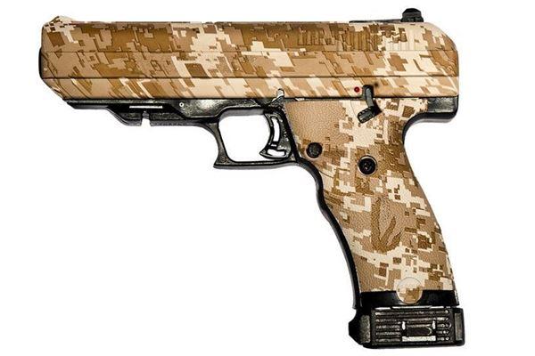Picture of Hi-Point Firearms JHP 45 ACP Desert Digital Semi-Automatic 9 Round Pistol