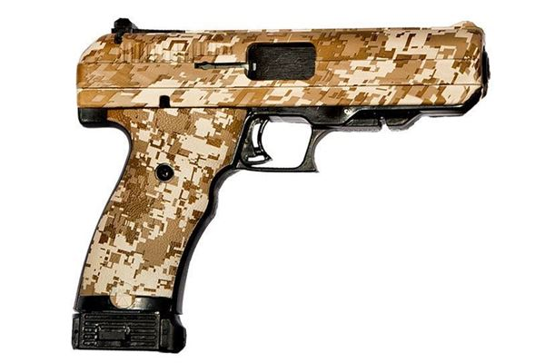 Picture of Hi-Point Firearms JHP 40 S&W Desert Digital Semi-Automatic 10 Round Pistol