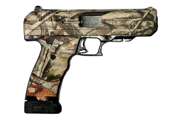 Picture of Hi-Point Firearms JHP 40 S&W Woodland Camo Semi-Automatic 10 Round Pistol