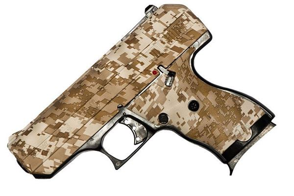 Picture of Hi-Point Firearms C9 9mm Desert Digital Semi-Automatic 8 Round Pistol