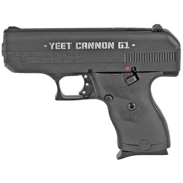 Picture of Hi-Point Firearms YEET Cannon G1 9mm Black Semi-Automatic 8 Round Pistol