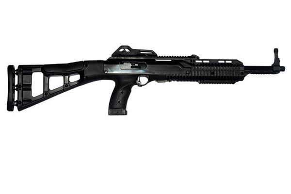 Picture of Hi-Point Firearms Model 4095 40 S&W Black CA Compliant w/ Paddle Grip 10 Round Carbine