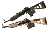 Picture of Hi-Point Firearms Model 995 9mm Olive Drab CA Compliant w/ Paddle Grip 10 Round Carbine