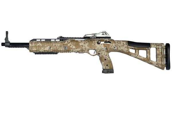 Picture of Hi-Point Firearms Model 4095 40 S&W Desert Digital 10 Round Carbine