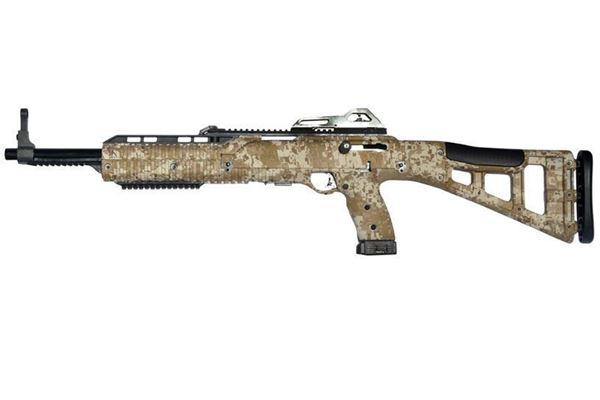 Picture of Hi-Point Firearms Model 4095 40 S&W Desert Digital w/ 1.5-5X32 Scope w/ Rings 10 Round Carbine