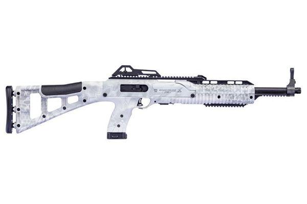 Picture of Hi-Point Firearms Model 4595 45 ACP Kryptek Yeti 9 Round Carbine