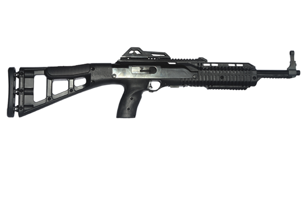 Picture of Hi-Point Firearms Model 995 9mm Black w/ Forward Grip & TUFF1 Grip Kit 10 Round Carbine