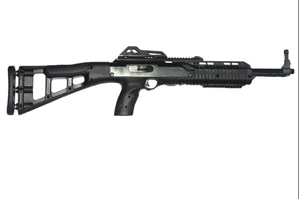 Picture of Hi-Point Firearms Model 995 9mm Black w/ Forward Grip, Light, LAS-9 Kit 10 Round Carbine