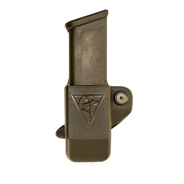 Picture of CompTac Single Mag Pouch OWB Kydex-#4-Glock 9/40 Double Stack, .45 GAP