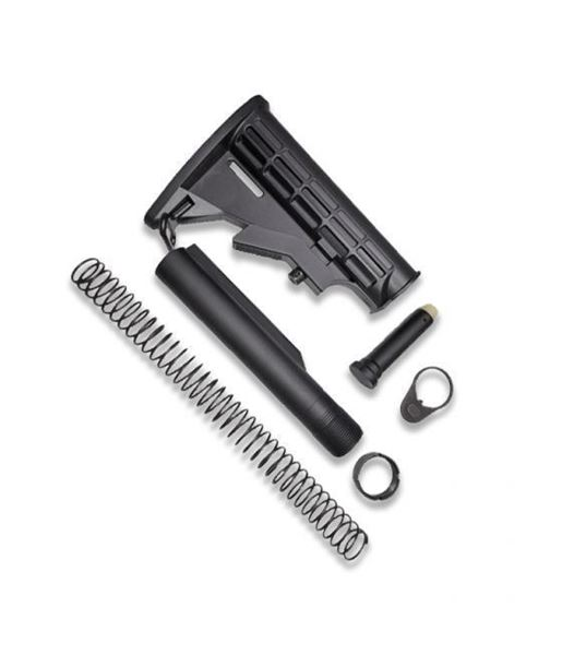 Picture of KAK Industry 6 Position M4 Carbine Stock Assembly Kit