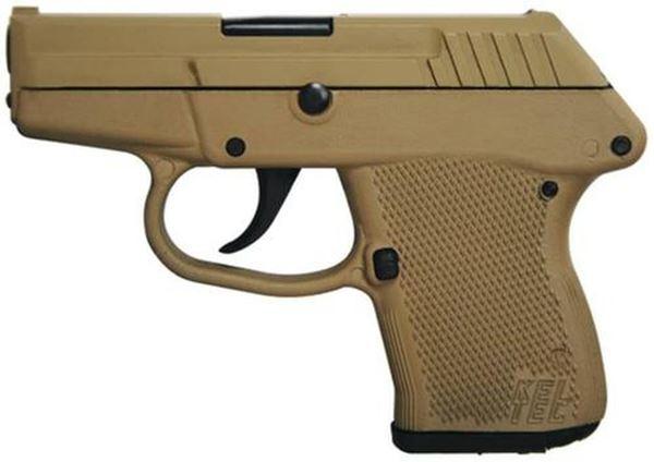 "Picture of Kel-Tec P32 Tan/Tan 32 ACP 2.7"" Barrel 7 Round Pistol"