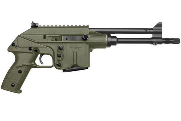 "Picture of Kel-Tec PLR16 Green 5.56mm/.223Rem 9.2"" Barrel 10 Round Pistol"